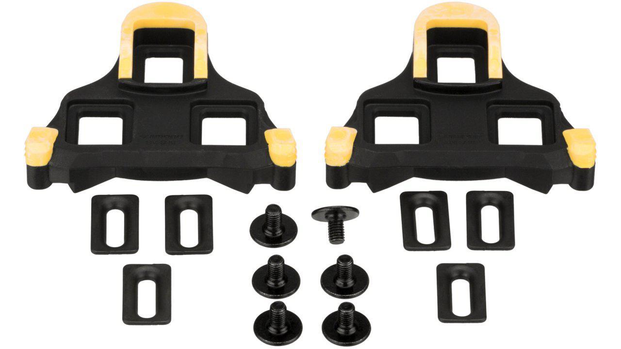 Шипы для шоссейных педалей Shimano SM-SH11 SPD-SL (6°)
