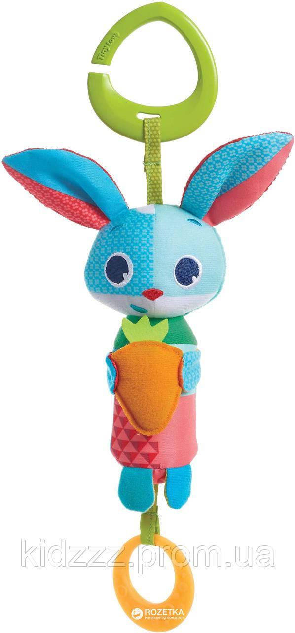 Подвеска на коляску и автокресло  с ветреным колокольчиком Кролик Томас Tiny Love (Тини Лав)