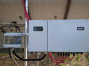 сетевой инвертор Sun 2000 -33 KTL-А и защита инвертора ETI
