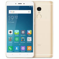 Xiaomi Redmi Note 4 3/32GB (Gold), фото 1