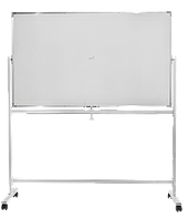 Флипчарт двухсторонний Buromax магнитно-маркерный 90 х 150 см (BM.0202)
