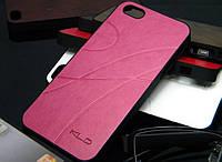 Чехол для iPhone 5 5S KLD Luxury кожа, фото 1