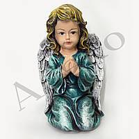 Статуэтка Ангелочек на коленях 32 см