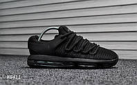 Nike Air Max 98 Supreme Triple Black (Реплика)