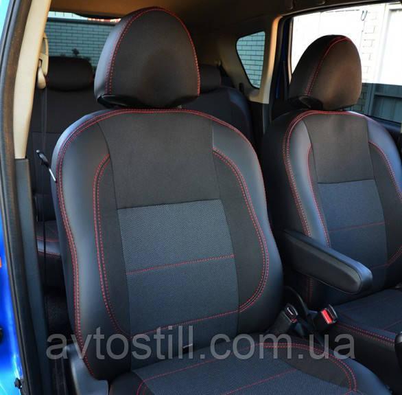 Чехлы Nissan Note 1 (2005-2014)