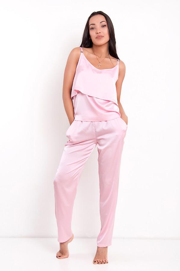 Комплект брючный Агата DONO, розовый