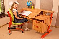 Регулируемые детские парты-трансформеры Украина