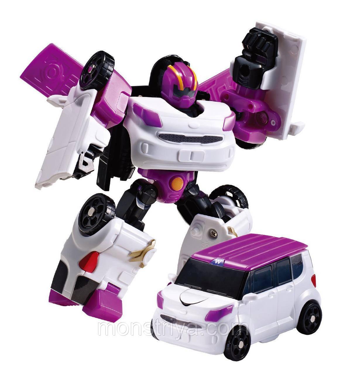 Робот-трансформер Тобот/ Tobot mini W