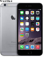 Apple iPhone 6 16GB space gray, фото 1