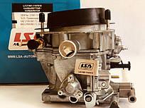 Карбюратор LSA LA 21081-1107010 на ВАЗ 2108, 2109, ЗАЗ  Таврия 1102, Славута 1103 (1.1)  типа Солекс