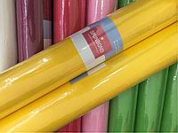 Одноразовые простыни, 0,6*100 м, жёлтая, фото 1