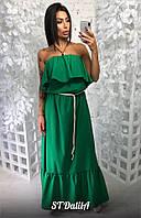 Шикарное платье свободного кроя расцветки МБ-1806.012, фото 1