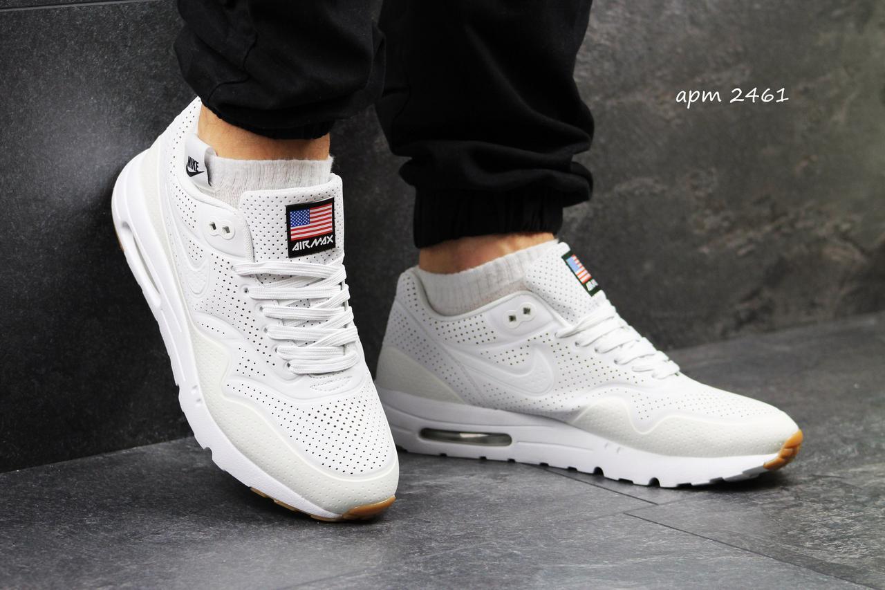 6b4085794467 Мужские кроссовки Nike Air Max 90 White белые р. 42 43 44, цена 1 ...