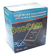 Двухпороговый цифровой терморегулятор DALAS