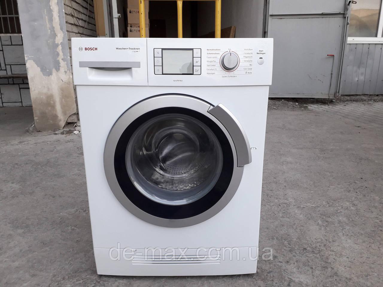 Стирально-сушильная машина Bosch 2в1 А++ 8 5кг  7 500 грн ... abe364aeaf21c