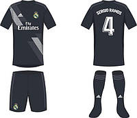 Футбольная форма «Реал Мадрид» 2018-2019