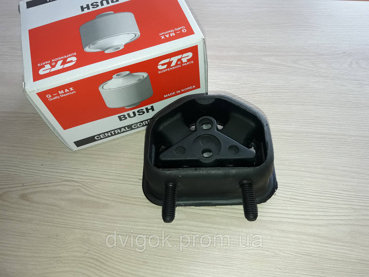 Опора двигателя правая CTR для Daewoo Lanos ЗАЗ Ланос ЗАЗ Сенс  902503