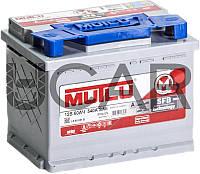 Mutlu 60 Ah 510 A аккумулятор (+-, L), 2019 год (SMF56017)