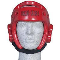 Шлем BUDO-NORD HEAD GUARD M RED
