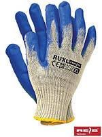 Рабочие перчатки с латексом RUXL WN