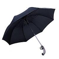 Зонт с ручкой в виде мушкета Черный