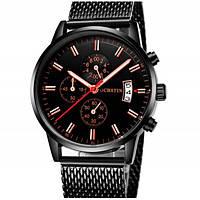 Мужские часы Torbollo 1067 Черные