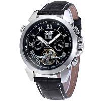 Мужские часы Jaragar 1008 Silver
