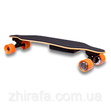 Электроскейт Smart Balance Longboard S2 Graphite (графит)