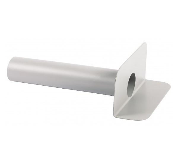 Воронка парапетная (переливная) ПВХ 110/500 мм