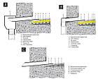 Воронка парапетная (переливная) ПВХ 63/500 мм, фото 2