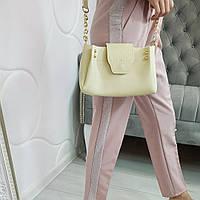 Женская красивая маленькая сумка (2 цвета)