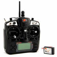 Аппаратура управления 9-канальная FlySky FS-TH9X 2.4GHz с приёмником R8B, фото 1