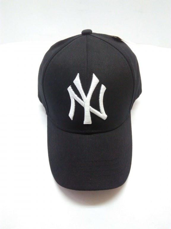 "Кепка MLB New York Yankees Snapback ""Classic Black/White"" Арт. 3050"