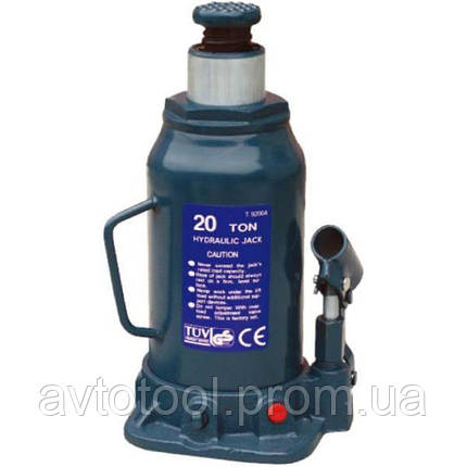 Домкрат бутылочный 20т 242-452 мм T92004 TORIN, фото 2