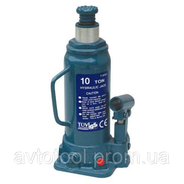 Домкрат бутылочный 10т 230-460 мм T91004 TORIN