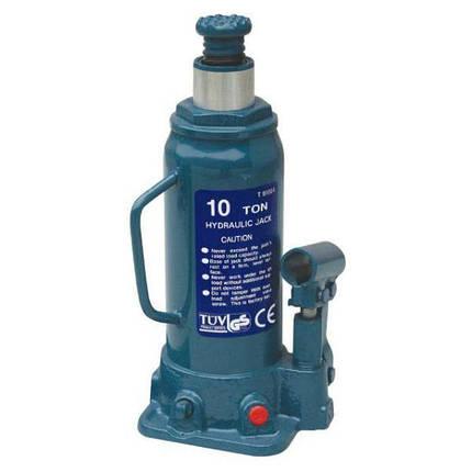 Домкрат бутылочный 10т 230-460 мм T91004 TORIN, фото 2