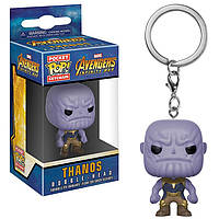 Фигурка брелок Танос Thanos Avengers: Infinity War Funko Pop