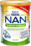 Сухая молочная смесь Nestle NAN Тройной комфорт 400 г