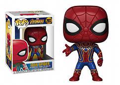 Фигурка Funko Pop Фанко Поп Человек-паук в броне Iron Spider SM 287