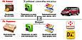 Бизнес-блокнот Funky Серо-зеленый, фото 3