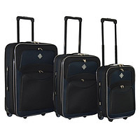 валізи тканинні на колесах