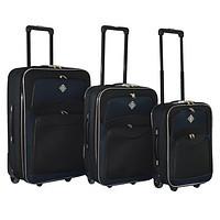 чемоданы тканевые на колесах