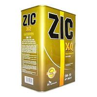 Автомобильное масло для двигателя ZIC XQ 5w30 (4L)