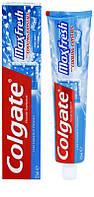 Зубная паста Колгейт, COLGATE Max Fresh Cooling Crystals 125 мл