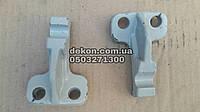 Кронштейн  нижний  крепления стартера  ЯМЗ 236-3708704-Б производство ЯМЗ