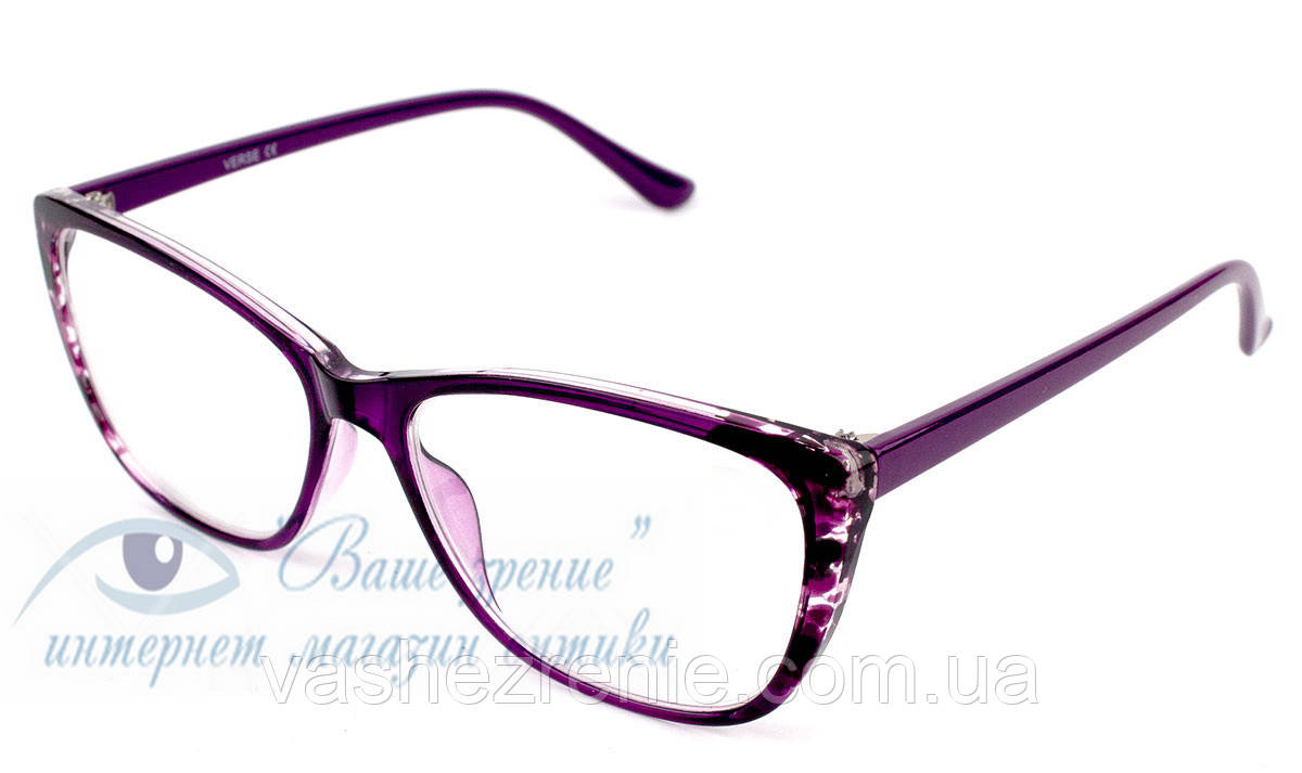 Очки женские для зрения с диоптриями +/- Код:173