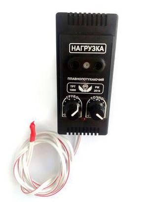 Терморегулятор для инкубатора ТРТ-1000 ( Тиристорный, плавно затухающий), фото 2
