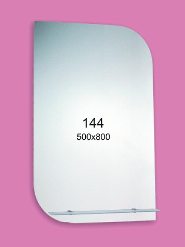 Зеркало для ванной комнаты 500х800 Ф144