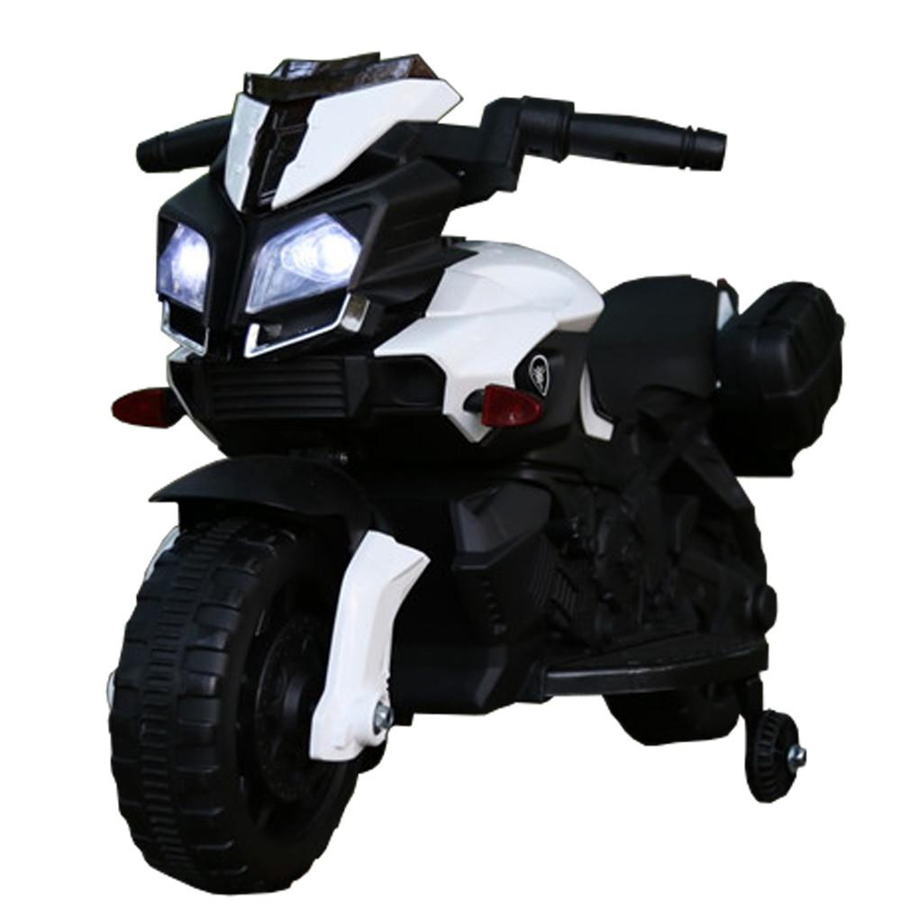 Электромобиль мотоцикл Т-7218 WHITE