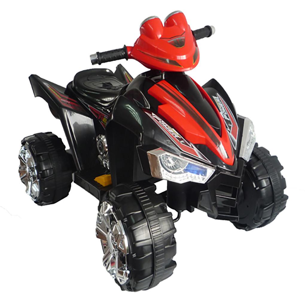 Электромобиль квадроцикл T-731 BLACK